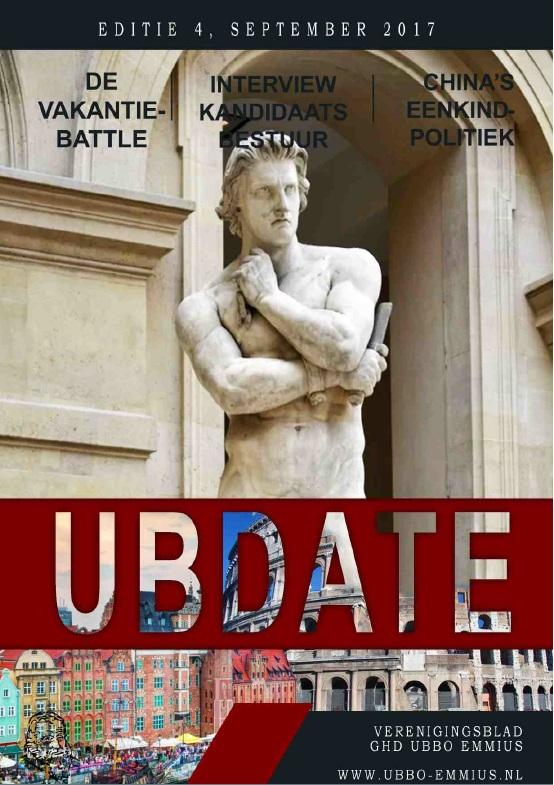 Ubdate September 2017