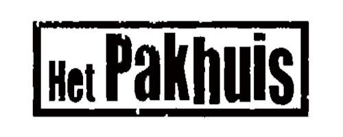 Pakhuis